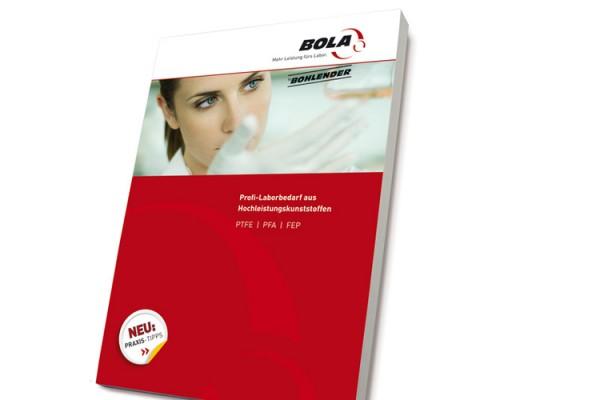 Fortschritt zeigt sich im Detail. Der neue BOLA-Katalog 2012