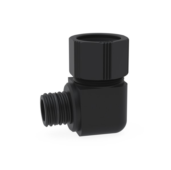 b.safe Angled Connector, PE-EX