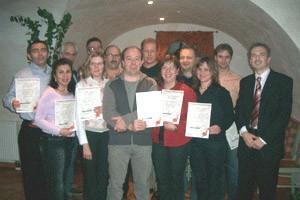 Jahresabschlussfeier 2005