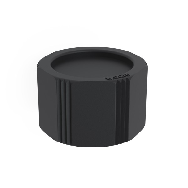 b.safe Blindkappe für Waste Pipes, PTFE-EX/PE-EX