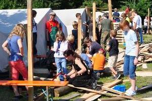 BOLA/SICCO unterstützt das Frankenlager 2009